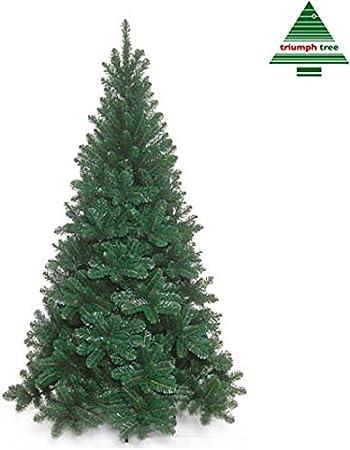 Artificiel Sapin de Noël 1,85 m PE-PVC vert avec éclairage 200 DEL Sherwood