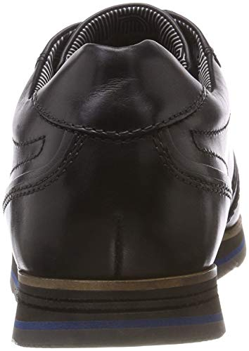 scuro Derby Men 1011 Schwarz Daniel 811558011111 grigio nero Hechter 6qBnOwpx