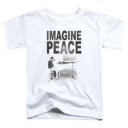 John Lennon Toddler T Shirt Imagine