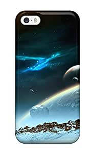 Premium Space Art Heavy-duty Protection Case For Iphone 5/5s