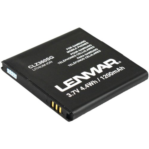 1 - Samsung(R) Galaxy S(R) Cellular Phone Replacement Battery, Fits Samsung(R) Galaxy S(R) Captivate(R) SGH-i897, EPIC(R) 4G SPH-D700, i9000, Focus(R) SGH-I917, Vibrant(R) SGH-T959, Replaces Samsung(R) EB575152VA, CLZ360SG (Samsung Galaxy S I9000 Battery)