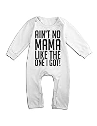 Ain't No Mama Like The One I Got Baby Onesie Romper Jumpsuit Bodysuits