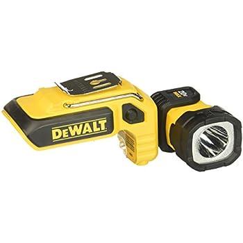 Dewalt Dcl510n Compact Led Flashlight Naked 10 8 Volt