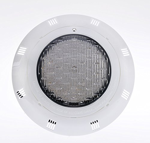 Homdox Christmas 252 LEDs Underwater Swimming Pool Light RGB Lamp Remote Control 7 Light Colors