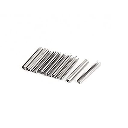 eDealMax M3x20mm acero inoxidable 304 de Split Spring Roll ...
