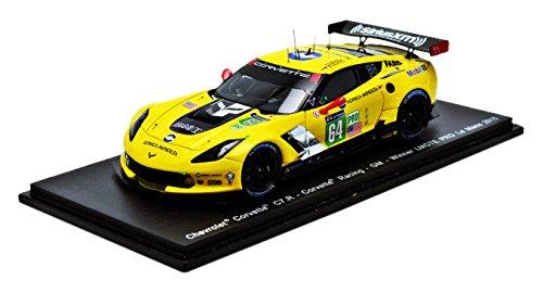 1/43 Chevrolet Corvette C7R Winner LMGTE Pro Corvette Racing - GM O. Gavin - T. Milner - J. Taylor #64 S4662の商品画像