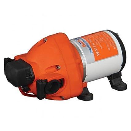 Seaflo - Bomba de agua a presión (automática, 12 V, 4,2 ...