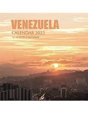 Venezuela Calendar 2022: 16 Month Calendar