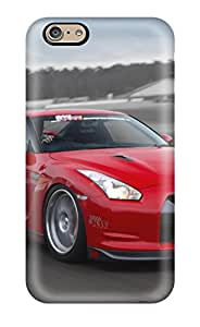 Iphone 6 Hard Back With Bumper Silicone Gel Tpu Case Cover Nissan Gt-r 4325791