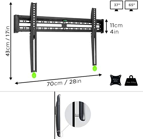 """Duronic TV Bracket TVB121M 