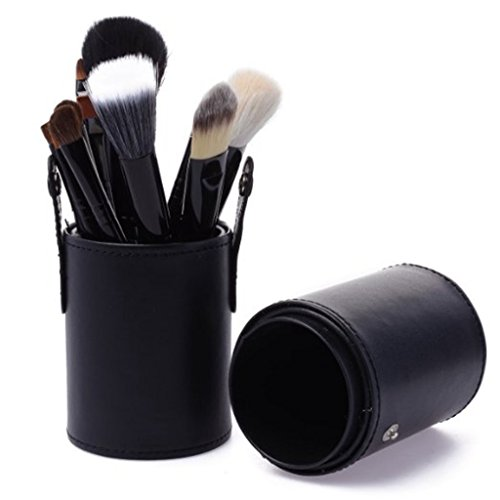 Prime Clearance Sale & Deals Day 2017-easygogo 12pcs Makeup Brush Set Professional Face Cosmetic...
