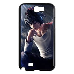 Samsung Galaxy N2 7100 Cell Phone Case Black death Note Phone cover Y4450442