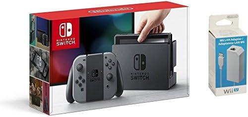 Nintendo Switch - Consola color Azul Neón/Rojo Neón + Adaptador ...