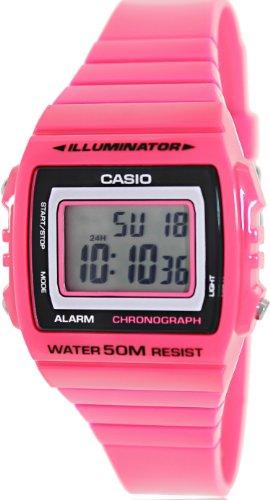 Casio Classic Pink Watch W215H-4A