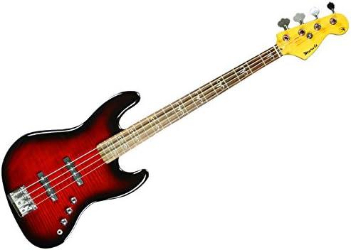 J-RA Marvit juego de guitarra eléctrica - rojo: Amazon.es ...