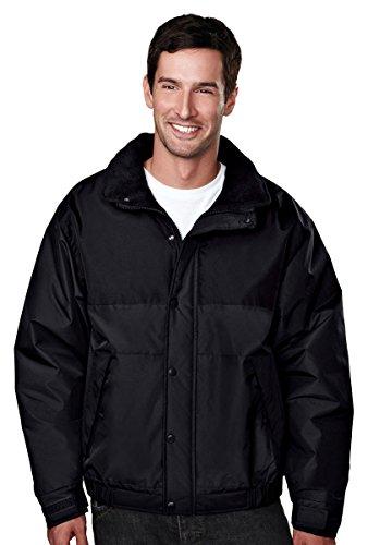 (Tri-Mountain Windproof Winter Jacket w/Heavyweight Toughlan Nylon. 8916)