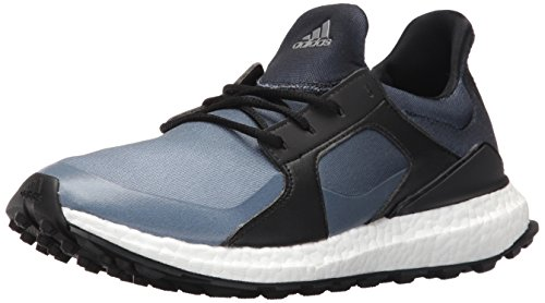 adidas Womens W Climacross Boost Cblack Golf Shoe Black
