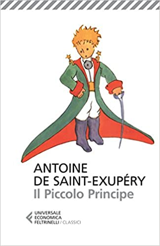 Amazon.com: ANTOINE DE SAINT-EXUPERY - IL (Italian Edition ...