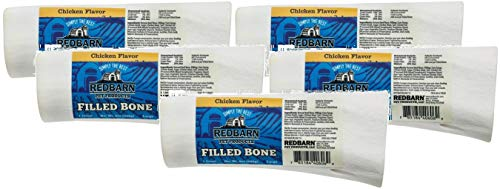 Redbarn Large Chicken Filled Bone (5 Bones)