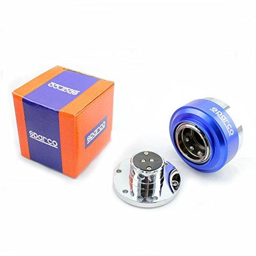 Ocamo Universal Quick Release Hub Adapter Lenkrad Ball Quick Release Hub Adapter Auto Snap Off Boss Kit