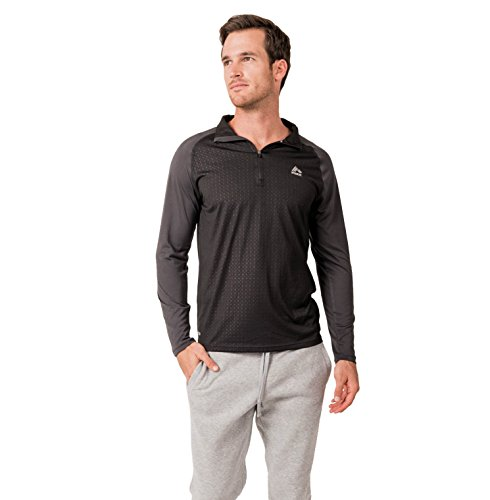 RBX Active Breathable Semi fitted Quarter Zip product image