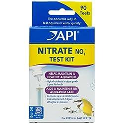 API Nitrate 90-Test Freshwater & Saltwater Aquarium Water Test Kit