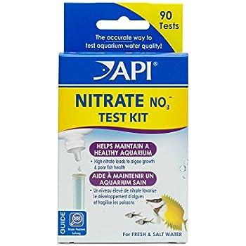 API NITRATE 90-Test Freshwater and Saltwater Aquarium Water Test Kit