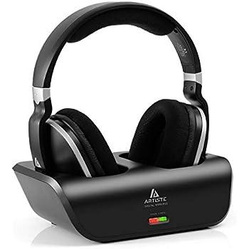 Amazon com: Sony Wireless RF Headphones (MDR-RF912RK