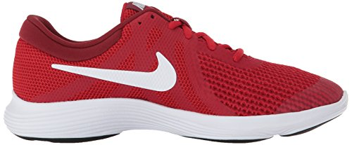 4 Red de Team Gym White 601 Gris Chaussures Black garçon GS Running Red Revolution Nike 5qSwZHS