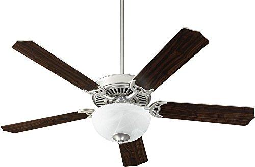 Quorum Lighting 52' Capri - Quorum 7525-9265 52``Ceiling Fan