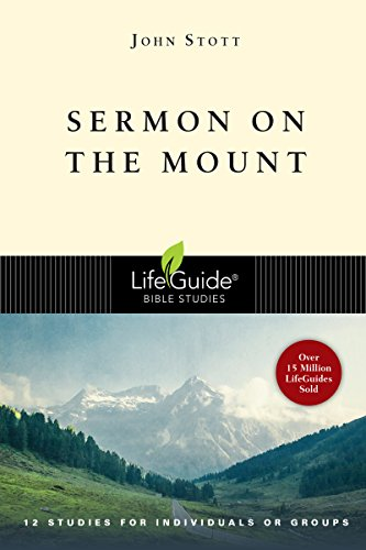 Sermon on the Mount (Lifeguide Bible Studies)