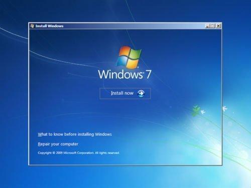 windows 7 factory reset - 7