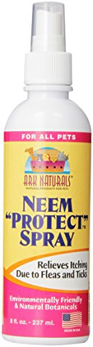 ARK Naturals PRODUCTS for PETS 326013 Neem Protect Spray 8-Ounce