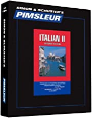 Pimsleur Italian Level 2 CD: Learn to Speak and Understand Italian with Pimsleur Language Programs (Volume 2)
