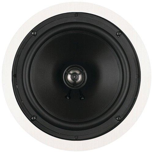 """BIC AMERICA MSR8 8"""" Muro Ceiling Speakers (Single)"""