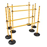 Power Systems Plyo Hurdles, Set of 4