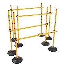 Power Systems Plyo Hurdles, Set of 4