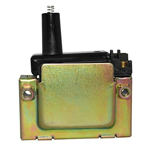 (Ignition Coils UF89 UF244 Compatible for Acura EL Integra & Honda Accord Civic CR-V L4 1.6L 1.8L 2.2L 30510-PT2-006 30510-P73-A01 30500-PAA-A01)