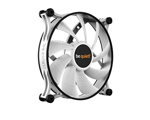 Ventilador be quiet! Shadow Wings 2 140mm PWM White, BL091,