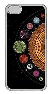 CSKFUTransparent Hard Plastic Protective Case Cover for iphone 6 5.5 plus iphone 6 5.5 plus ,Tiger Case Shell for iphone 6 5.5 plus iphone 6 5.5 plus