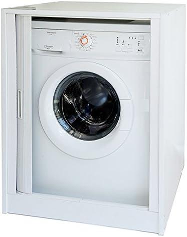 Garofalo-Armario Roll-Up-Cortina de puerta para lavadora: Amazon ...