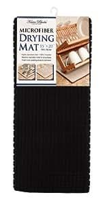 Amazon Com Karen Dish Drying Mat Microfibre Drying Rack