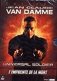 Coffret Jean-Claude Van Damme 2 DVD : L'Empreinte de la mort / Universal Soldier