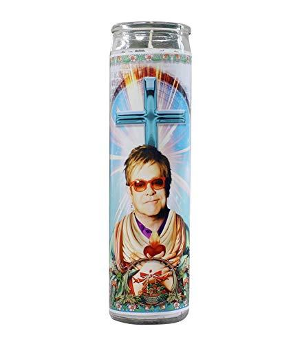 My Pen15 Club Sir Elton John Celebrity Prayer Candle