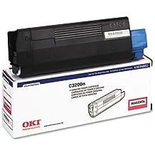 43034802 Oki 43034802 OEM Toner - C3200 Series Magenta Toner (1500 Yield) (Generic)