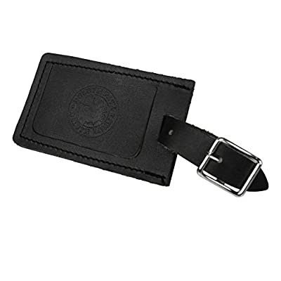 Duluth Pack Luggage Logo Tag chic