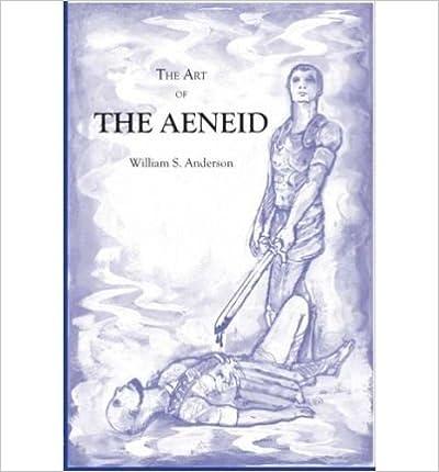 The Art of the Aeneid- Common