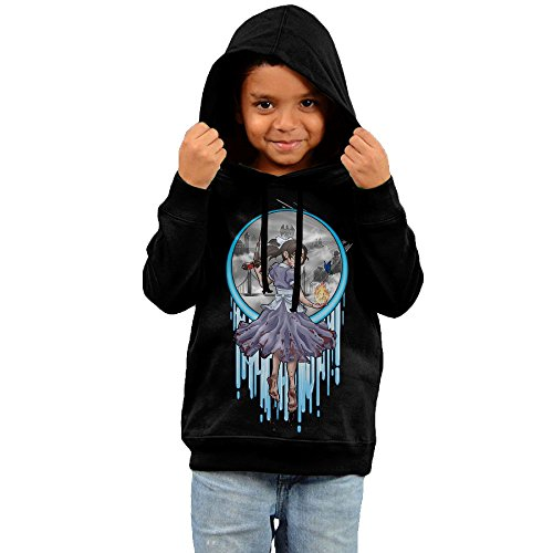 Bioshock 2 Big Daddy Costume (KYY Infant Bioshock 2 Big Daddy Little Sister Unisex Sweatshirt Black Size 2 Toddler)