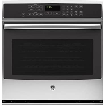GE PT7050SFSS Profile 30 Stainless Steel Electric Single Wall Oven Convection