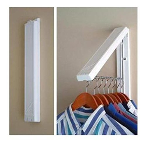 Serve Continental Cover (Idorance Folding Accordion Continental Vogue Fashion Wall's Clothes Hanger, resin)